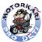 Motorkáři pro děti - samolepka pro ...